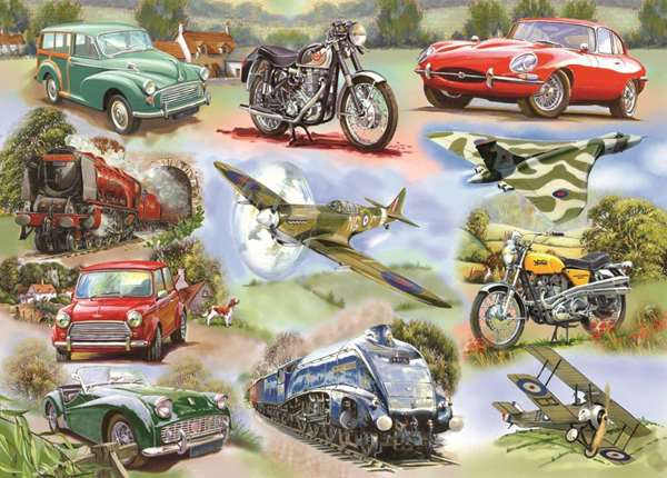 Simply The Best - Extra Large jigsaw puzzle