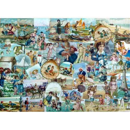 Beside The Seaside jigsaw puzzle