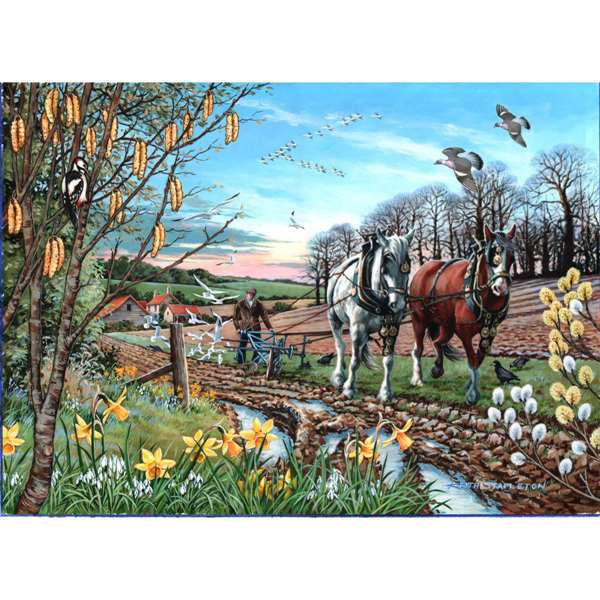 Final Furrow jigsaw puzzle
