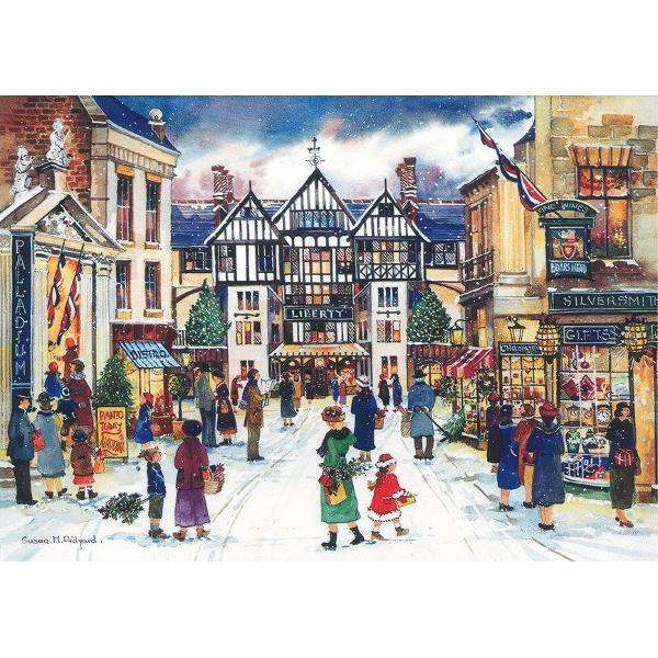 Going To Town jigsaw puzzle