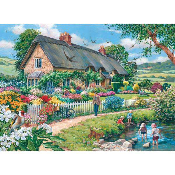 Lazy Days jigsaw puzzle
