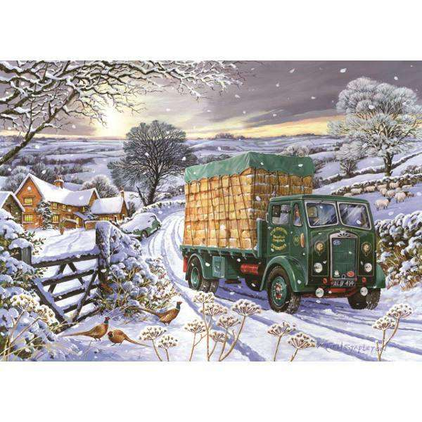 Sure As Sunrise jigsaw puzzle