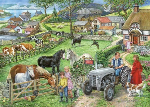 Eggs for Sale - 1000pc jigsaw puzzle