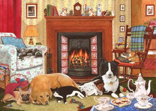 Home Comforts - 1000pc jigsaw puzzle