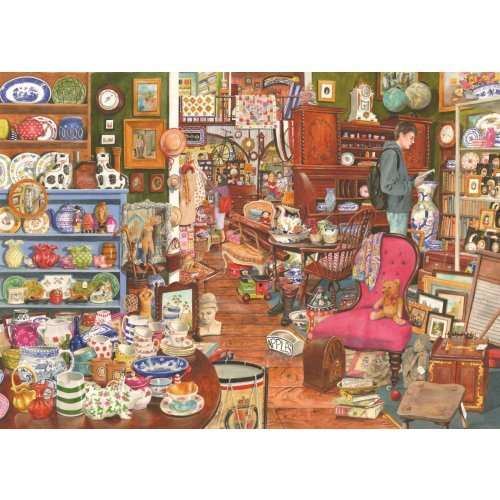Den Of Antiquity jigsaw puzzle