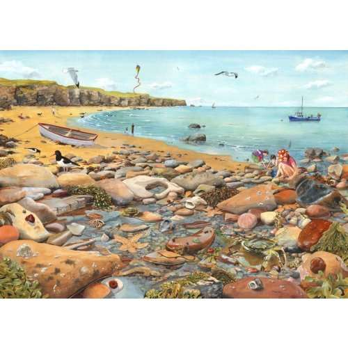 Rock Pool - Extra Large jigsaw puzzle