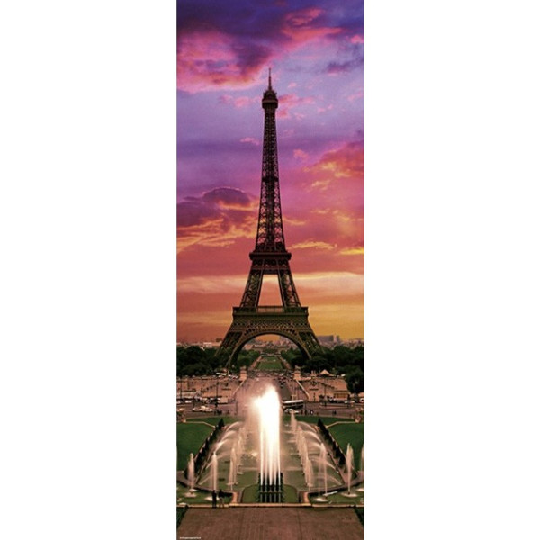 Night In Paris - 1000pc jigsaw puzzle