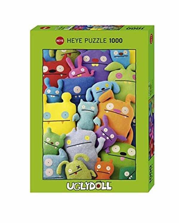 Uglydoll - Group Photo - 1000pc Jigsaw Puzzle from Jigsaw ...