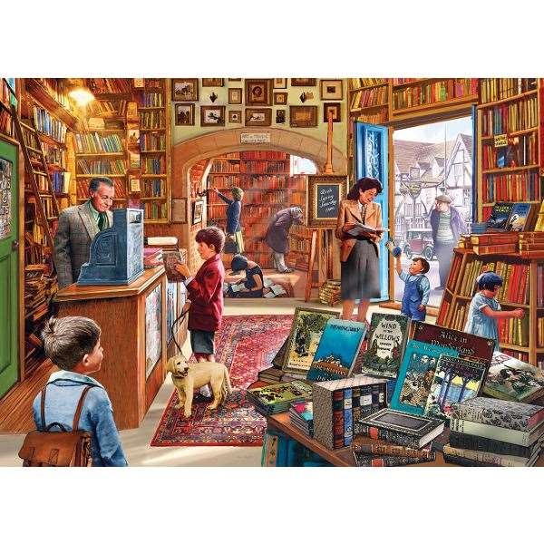 Hidden Treasures Jigsaw Puzzle from Jigsaw Puzzles Direct ...