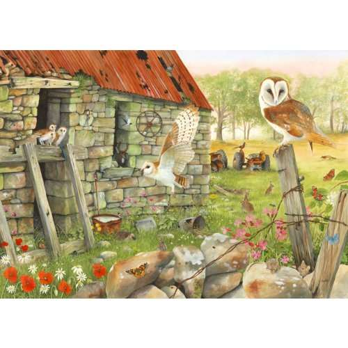 Dawn Flight jigsaw puzzle