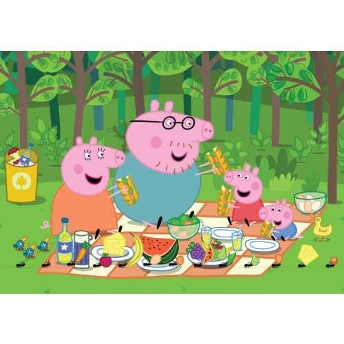 Кадры из фильма свинка пеппа на английском все серии подряд смотреть