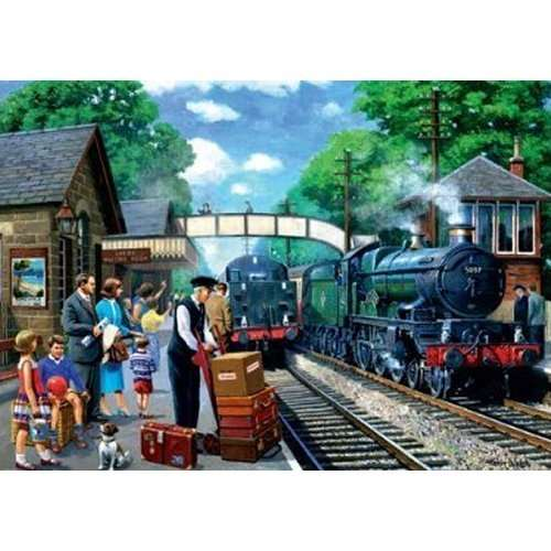 Steam Express jigsaw puzzle