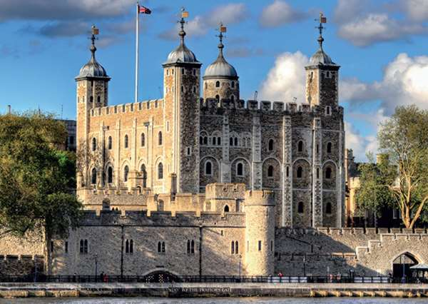 Tower Of London - 500pc jigsaw puzzle
