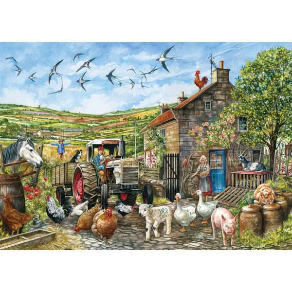 Another Day in the Dales - 1000pc jigsaw puzzle