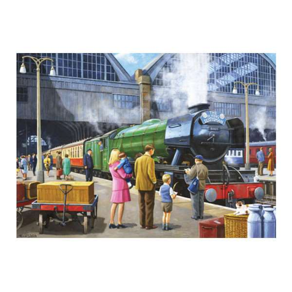 Flying Scotsman - 1000pc jigsaw puzzle