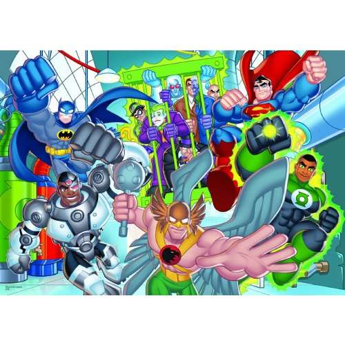 Superfriends - 35 piece Asst B jigsaw puzzle