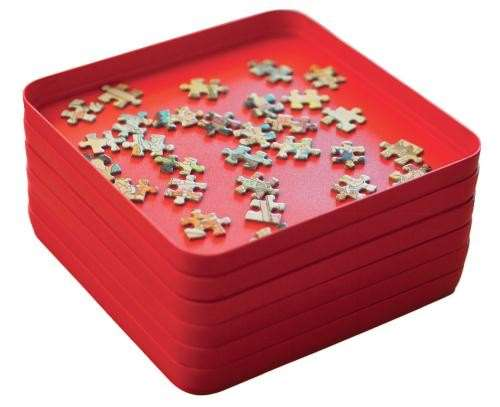 Puzzlemates Stackable Sorters jigsaw puzzle