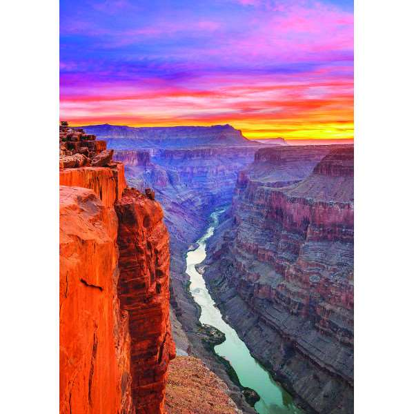 Grand Canyon - USA - 500pc jigsaw puzzle