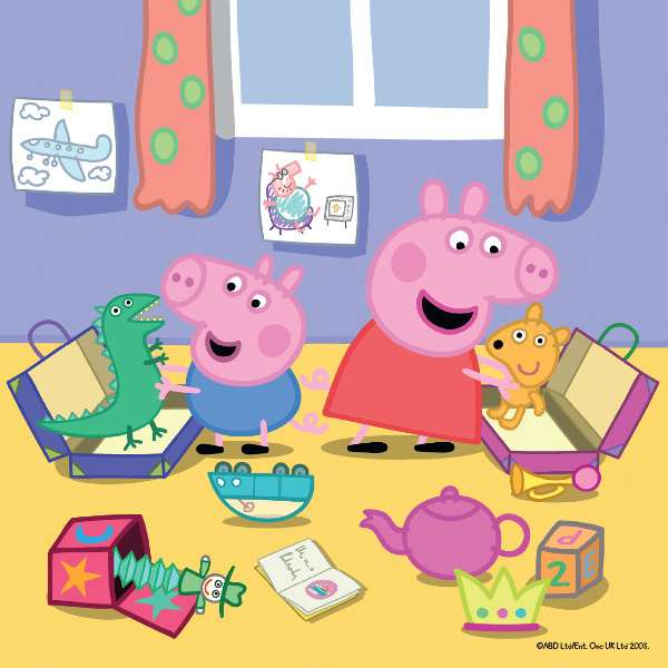 Peppa Pig 20pc Mini Assortment - B jigsaw puzzle