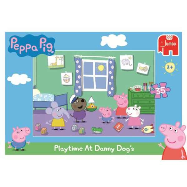 Peppa Pig - 35pc - Assortment C jigsaw puzzle