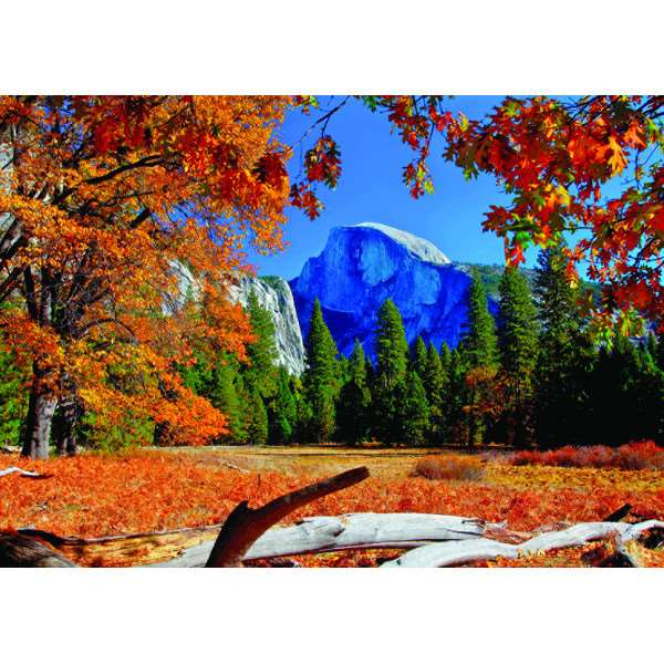 Yosemite National Park - 500pc jigsaw puzzle