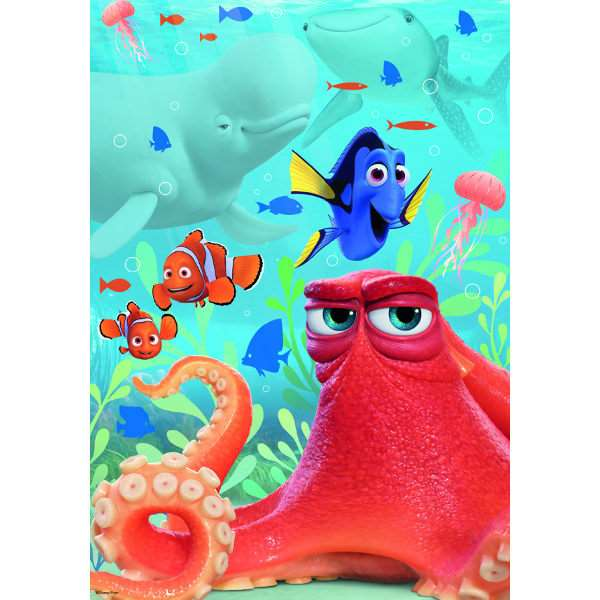 Finding Dory Giant Floor Puzzle Jigsaw Puzzle From