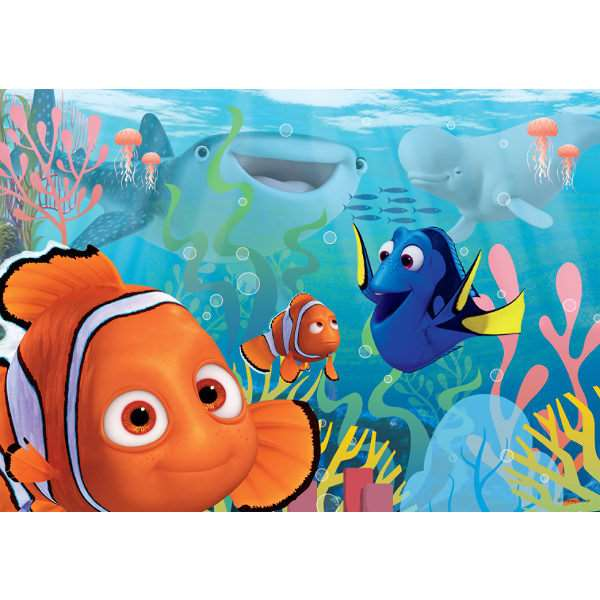 Finding Dory 35pc Assortment - A jigsaw puzzle