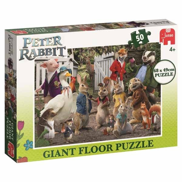 Peter Rabbit - Giant Floor Puzzle - 50pc jigsaw puzzle