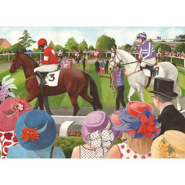 Ladies Day jigsaw puzzle