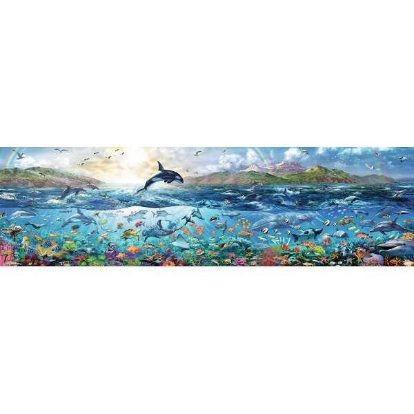 Living ocean jigsaw puzzle from jigsaw puzzles direct order today