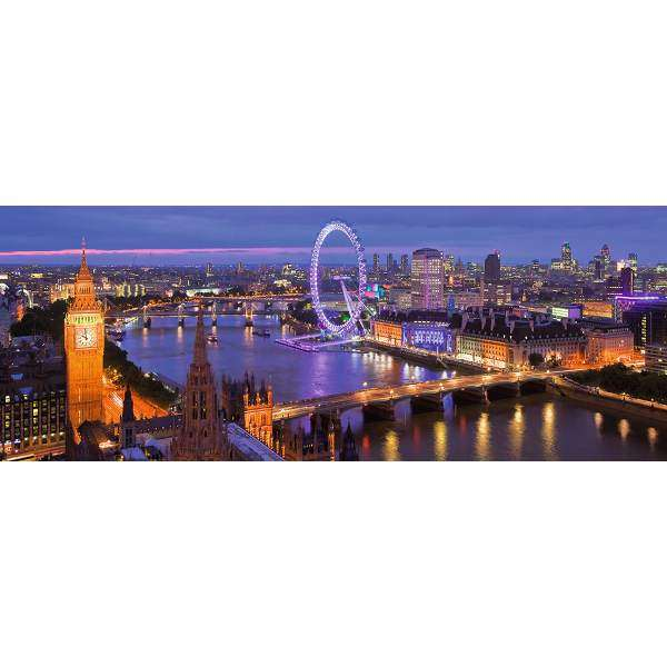 London at Night jigsaw puzzle