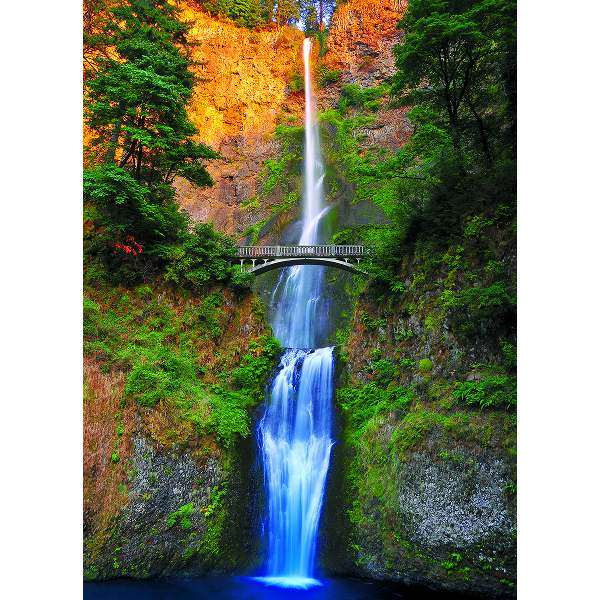 Multnomah Falls, OR jigsaw puzzle