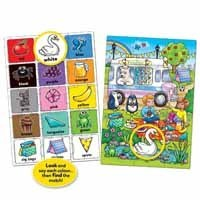 Orchard Toys - Look and Find - Colour - 2 x 15pc jigsaw puzzle