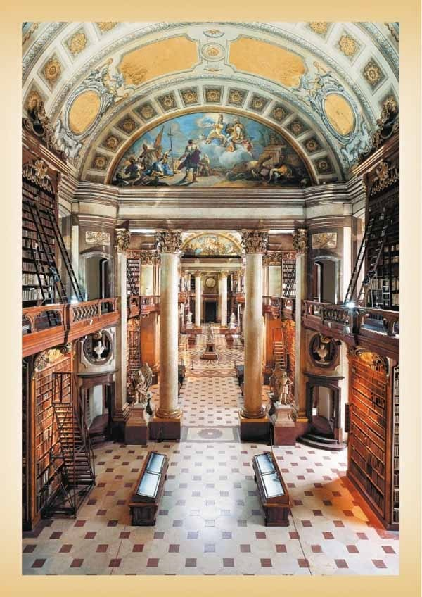 The State Hall 1000pc Jigsaw Puzzle