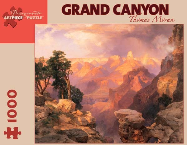 Grand Canyon - Thomas Moran - 1000pc jigsaw puzzle
