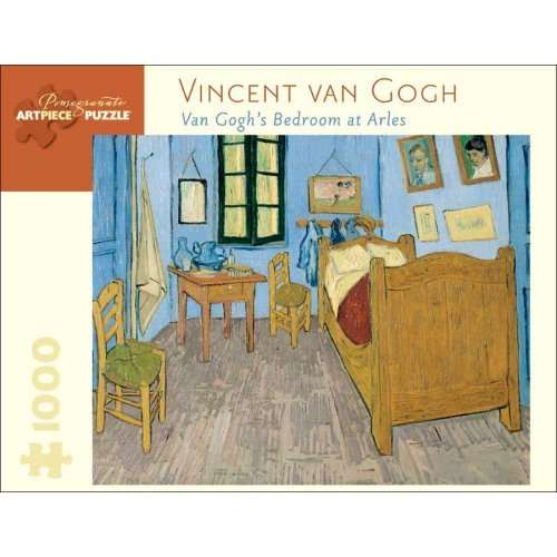 van goghs bedroom at arles jigsaw puzzle from jigsaw puzzles direct