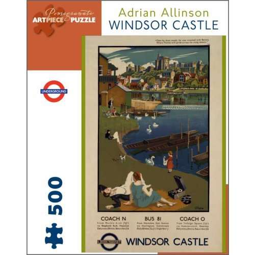Windsor Castle jigsaw puzzle