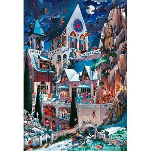 Castle Of Horrors jigsaw puzzle