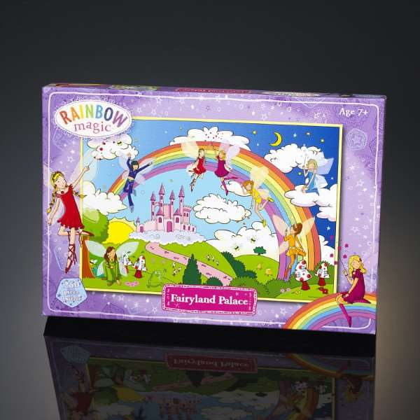 Fairyland Palace - 250pc jigsaw puzzle