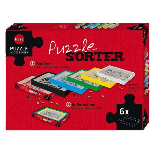 Puzzle Sorter - 1000pc jigsaw puzzle