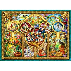 The Best Disney Themes jigsaw puzzle