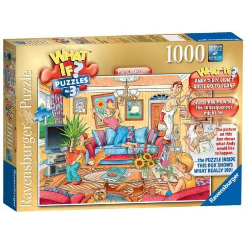 What If 3 - Home Makeover jigsaw puzzle