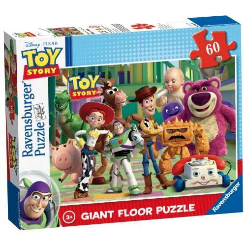 Toy Story Giant Floor Puzzle Jigsaw Puzzle From Jigsaw