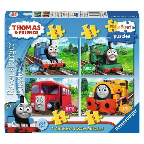 Thomas & Friends My First Puzzle jigsaw puzzle