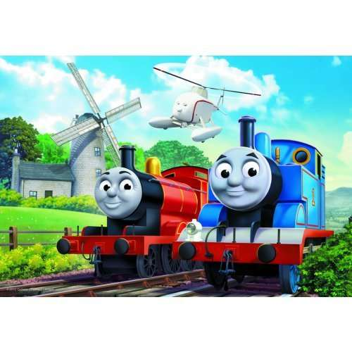 Thomas & Friends At the Windmill Jigsaw Puzzle from Jigsaw ...