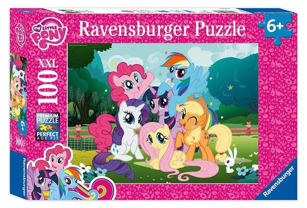 My Little Pony - 100XXL pc jigsaw puzzle
