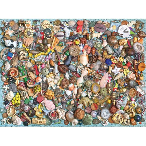 365 Little Things - 500pc jigsaw puzzle