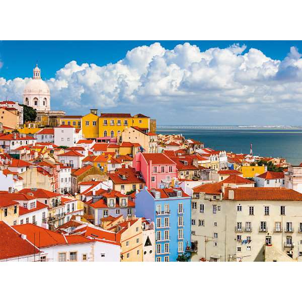 Lisbon - Portugal - 500pc jigsaw puzzle