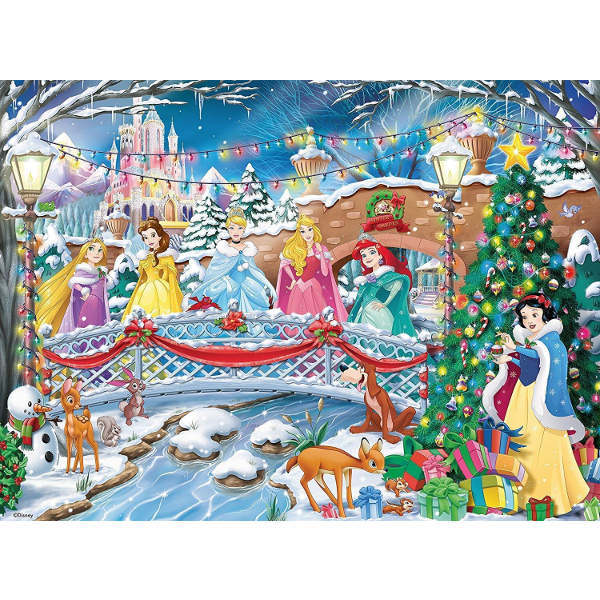 Disney Princesses - 500pc jigsaw puzzle