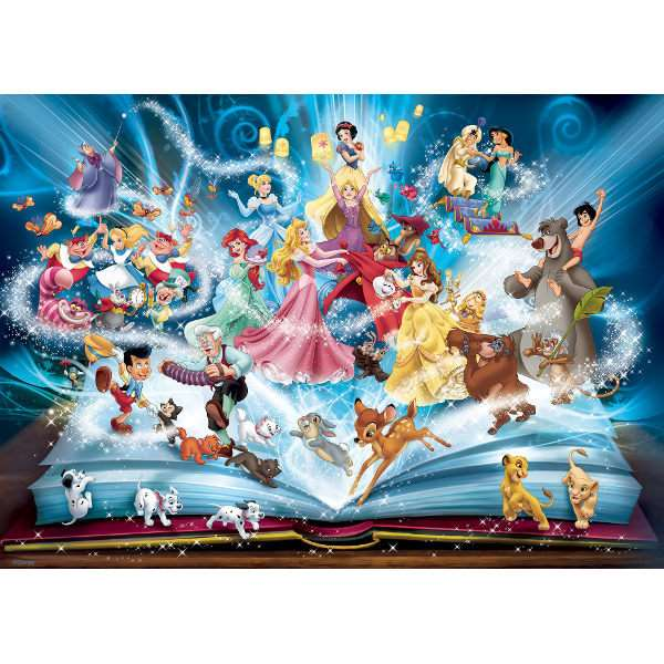 Disney Storybook - 1500pc jigsaw puzzle